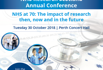 Round up: NHS Research Scotland 2018 Conference